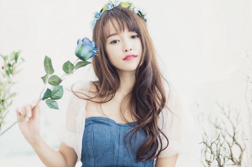 asian woman model
