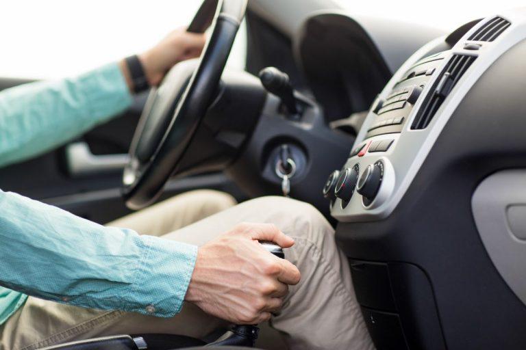 driving manual transmission